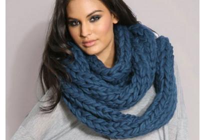 Модный шарф – ваш стилист и помощник