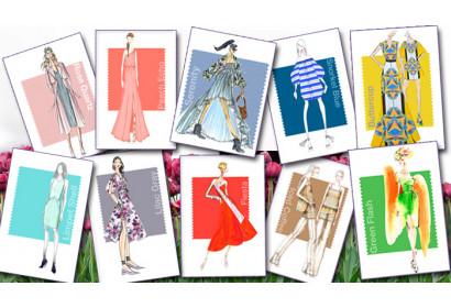 ТОП-15 модних кольорів 2016 року