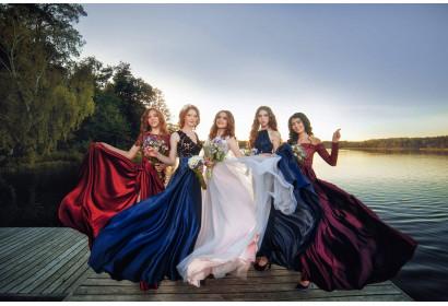 Нарядні сукні для випускного