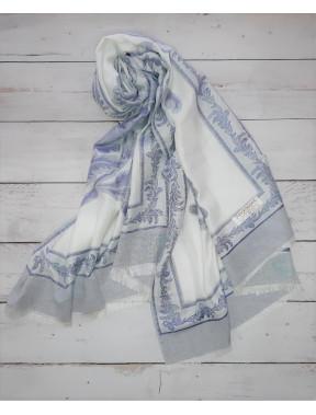 Красивый шарф из пашмина
