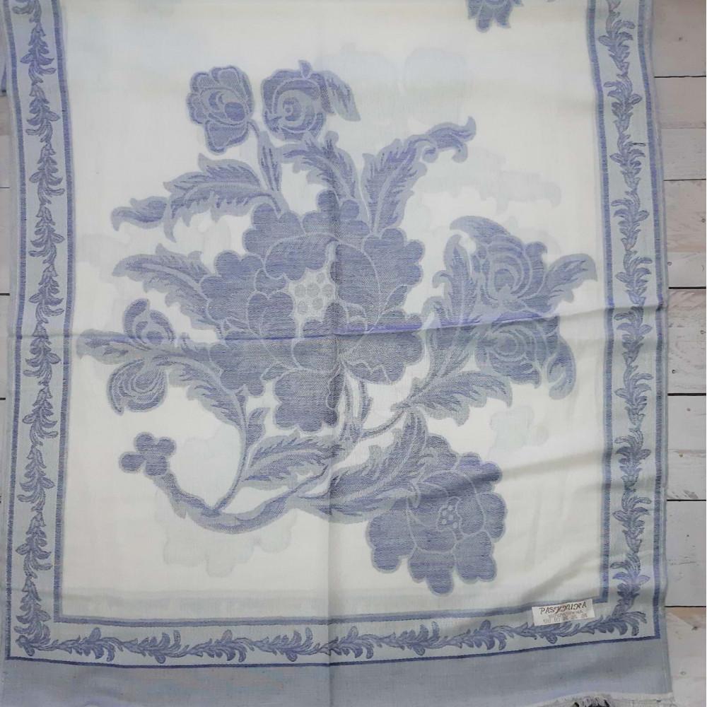 Красивый шарф из пашмина фото 2