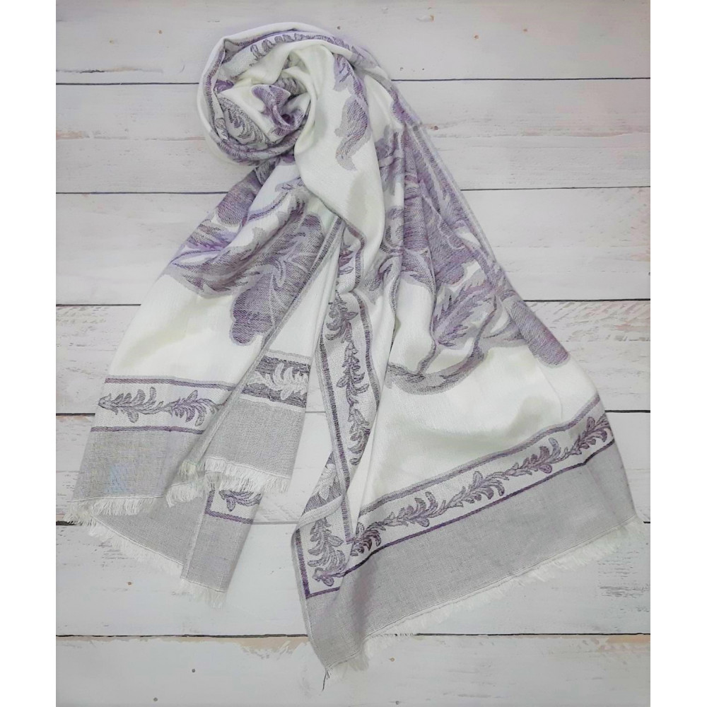 Милый шарф из пашмина фото 1