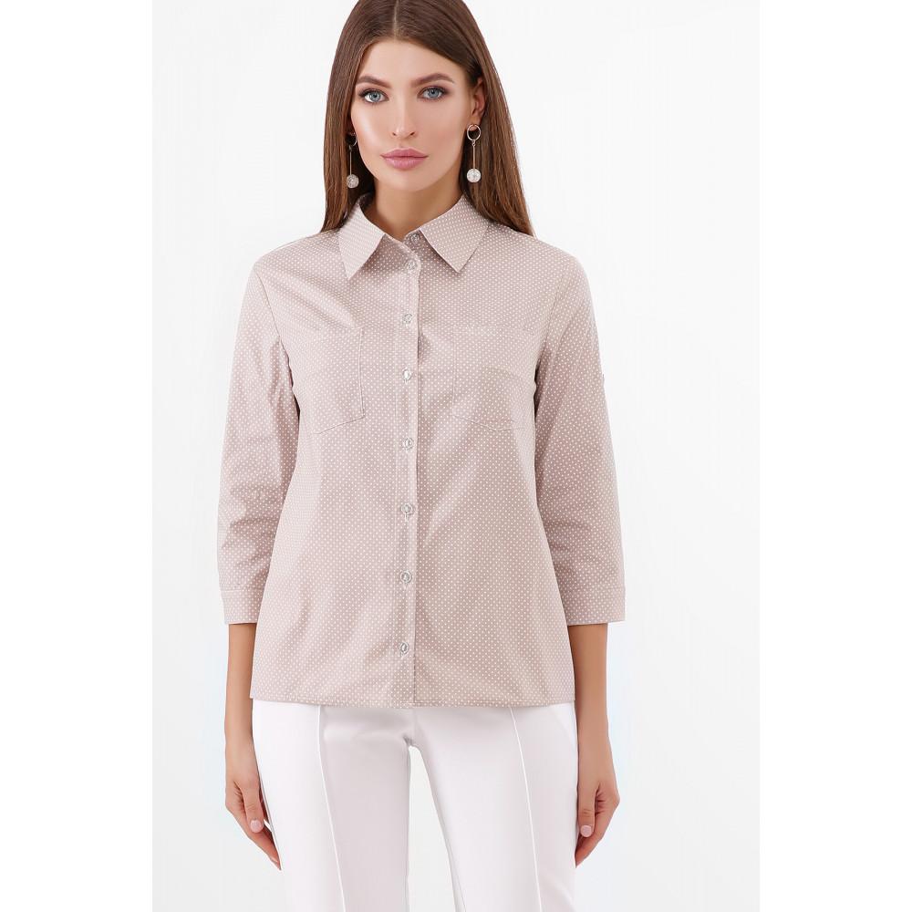 Замечательна коттоновая рубашка Ванда фото 2