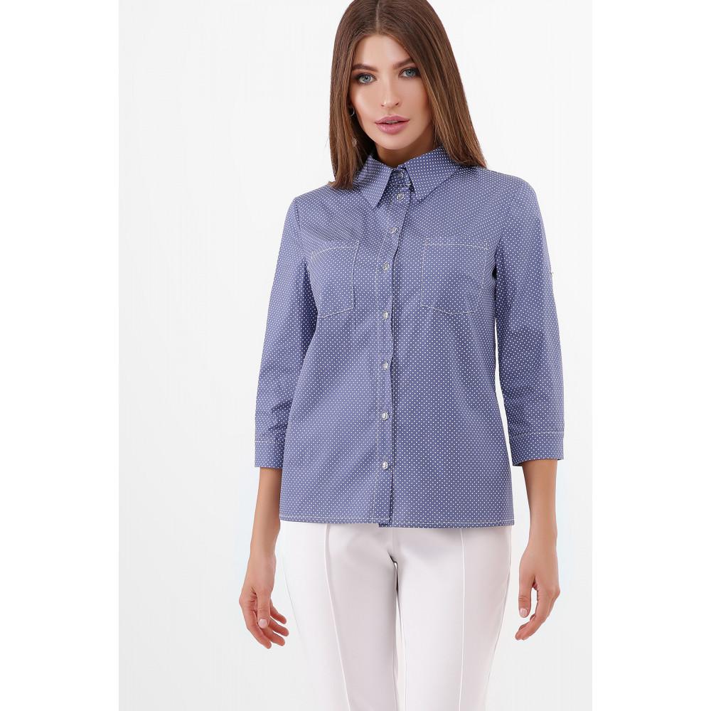 Стильная рубашка с рукавом 3/4 Ванда фото 2