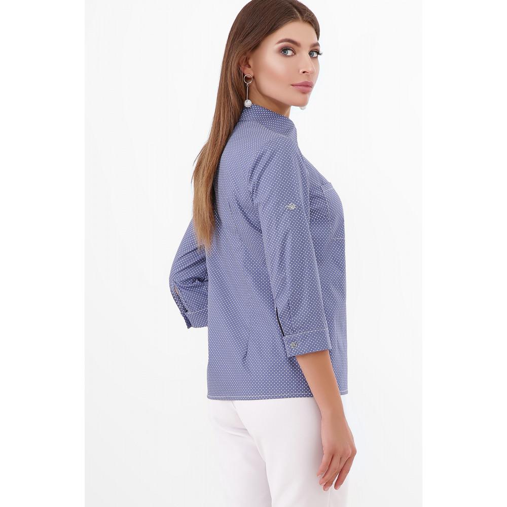Стильная рубашка с рукавом 3/4 Ванда фото 4