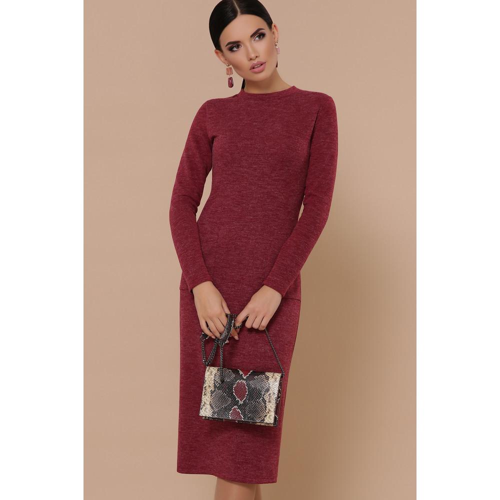 Красивое теплое платье Габриела фото 2