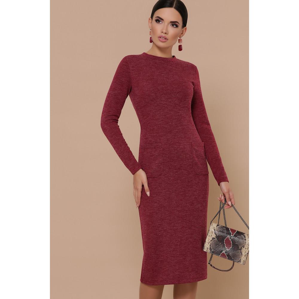 Красивое теплое платье Габриела фото 3