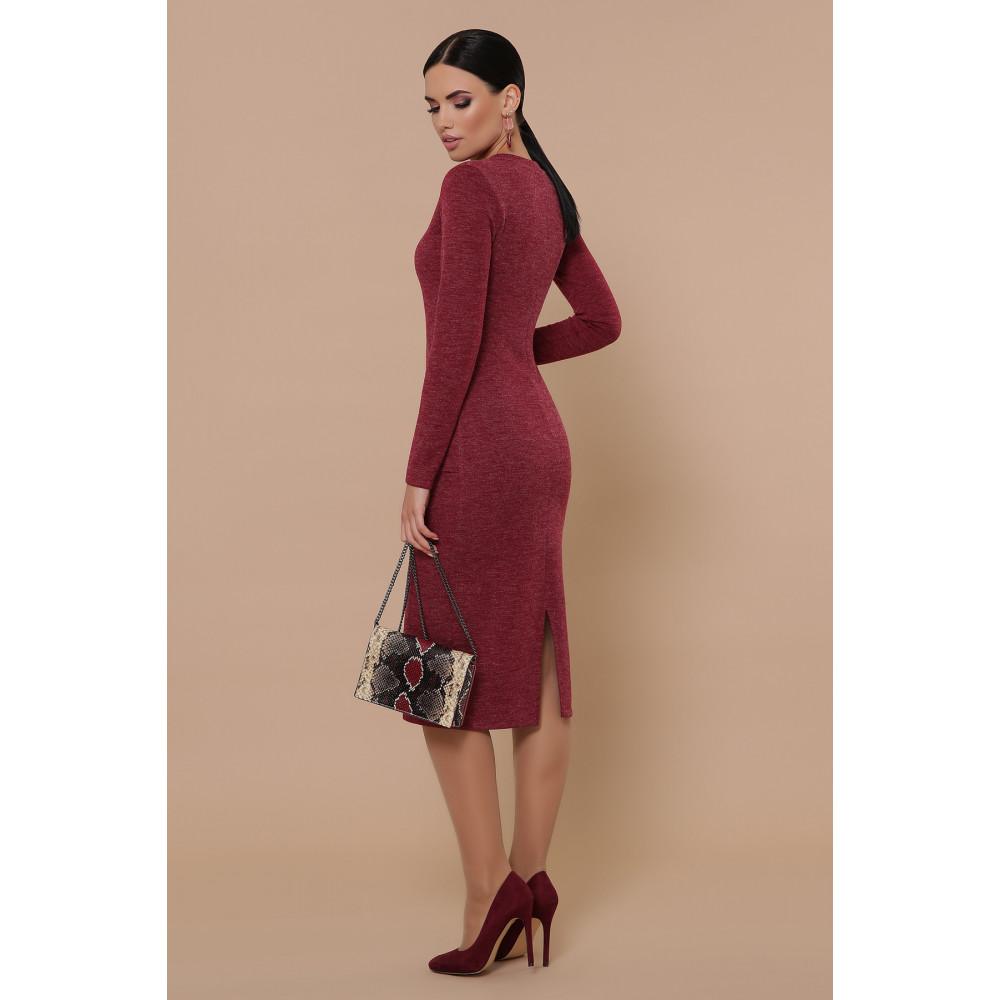 Красивое теплое платье Габриела фото 4