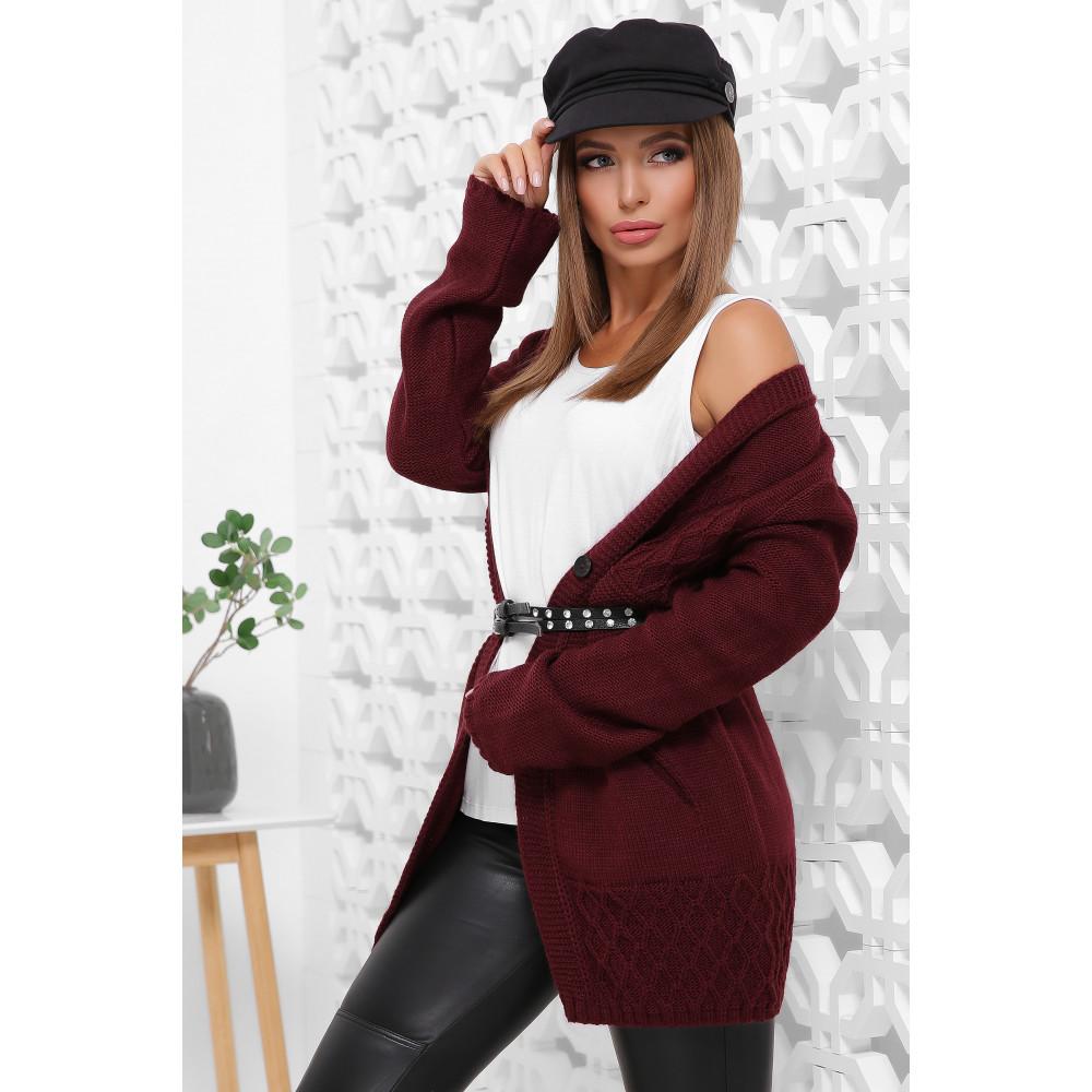 Модний кардиган Кароліна фото 3