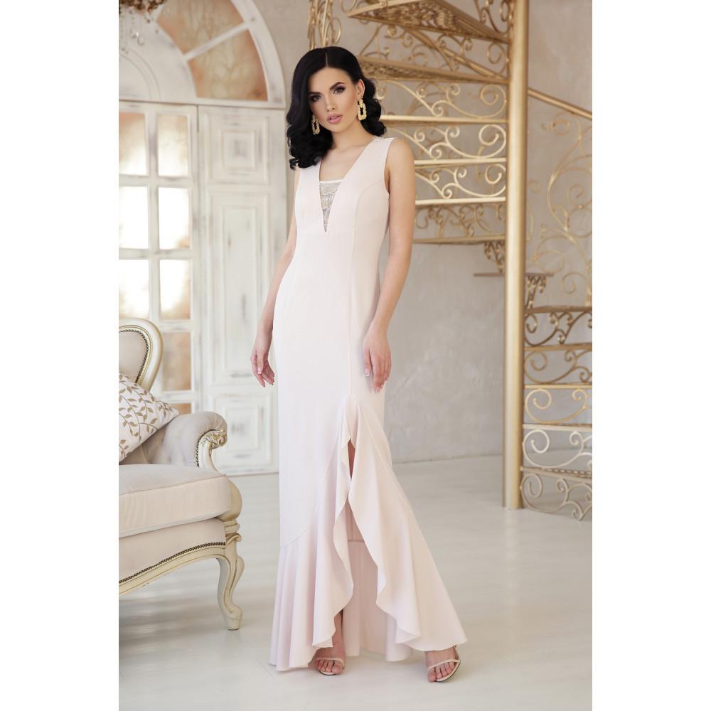 Нарядное платье для нежной красотки Этель фото 1
