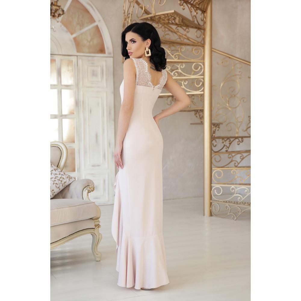 Нарядное платье для нежной красотки Этель фото 3