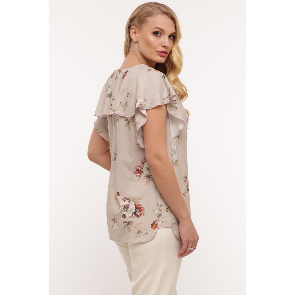 Легкая летняя блузка Альбина фото 2