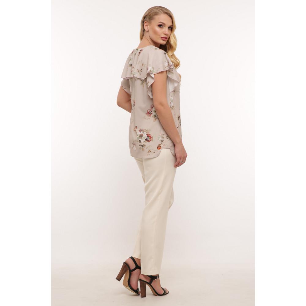 Легкая летняя блузка Альбина фото 3