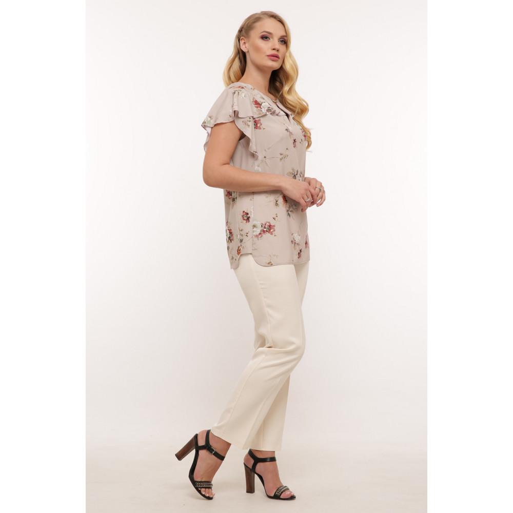 Легкая летняя блузка Альбина фото 4
