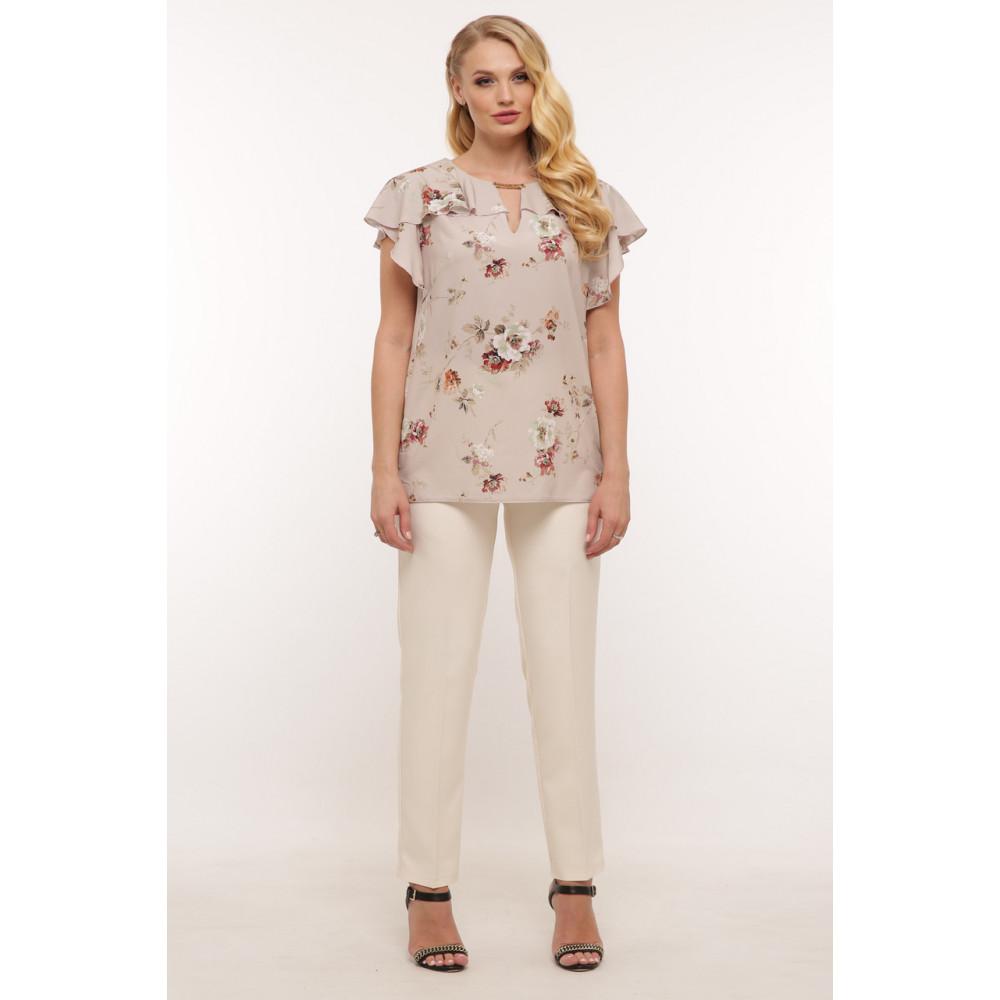 Легкая летняя блузка Альбина фото 5