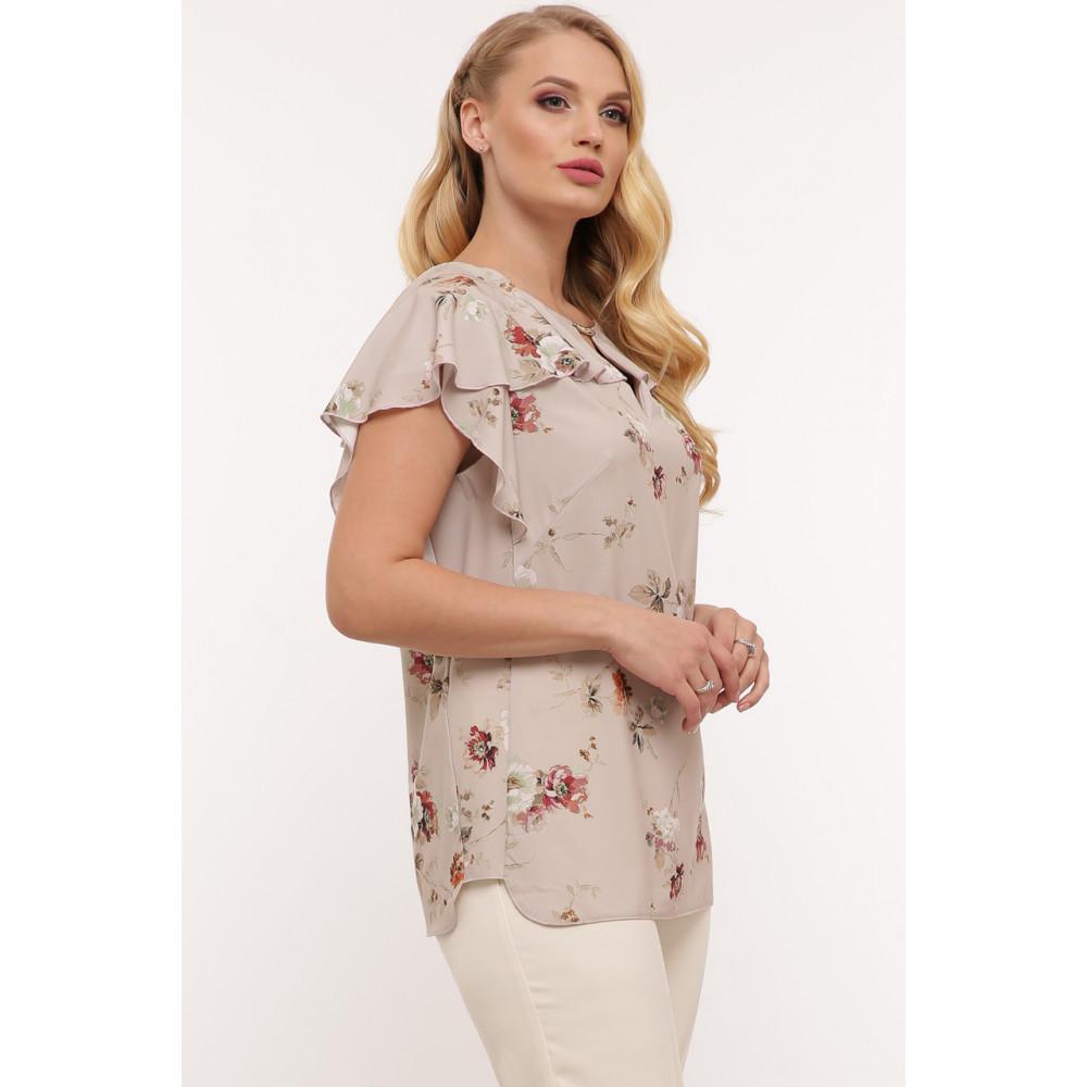 Легкая летняя блузка Альбина фото 6