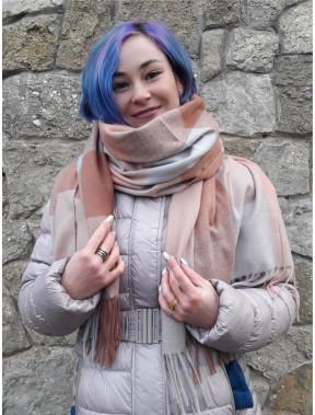 Модный палантин-плед Скай