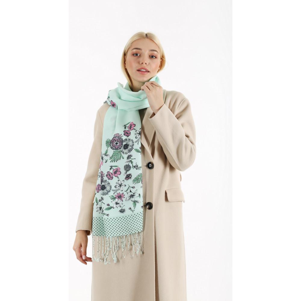 Женский нежный шарф Вирджиния  фото 1