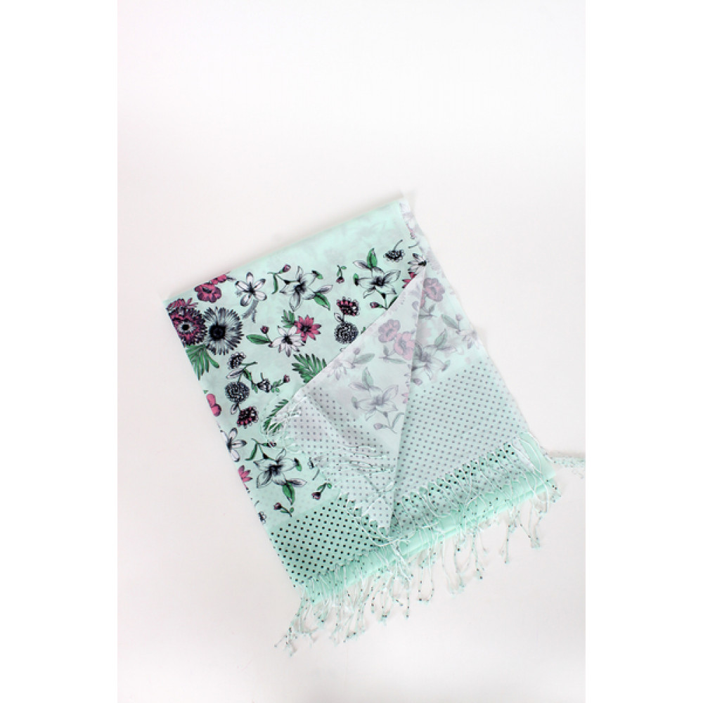 Женский нежный шарф Вирджиния  фото 2