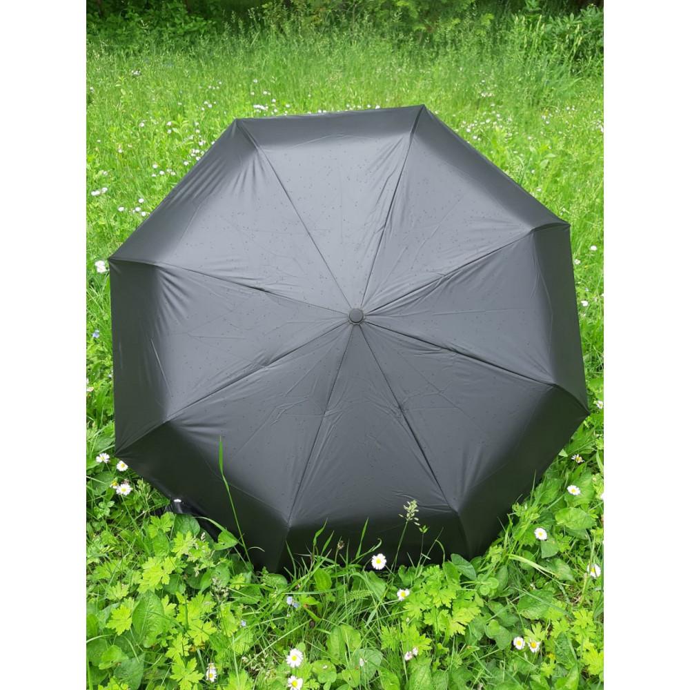 Милый зонт с цветочным рисунком фото 3