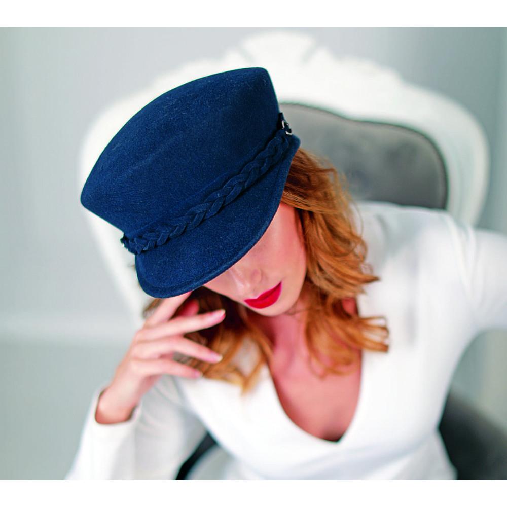 Молодежная женская кепка 344-2 фото 1