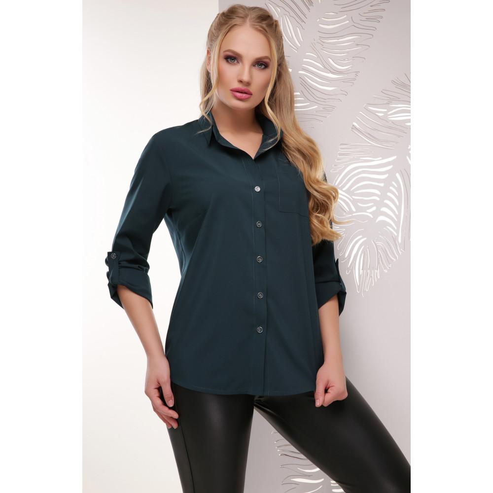 Лаконичная комфортная блуза Эмма фото 1