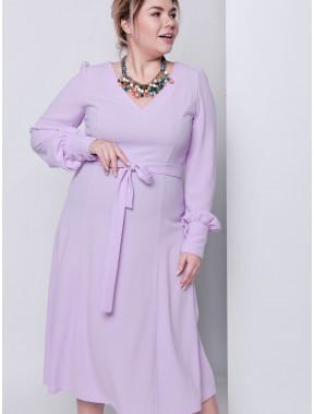 Сиреневое платье Инес