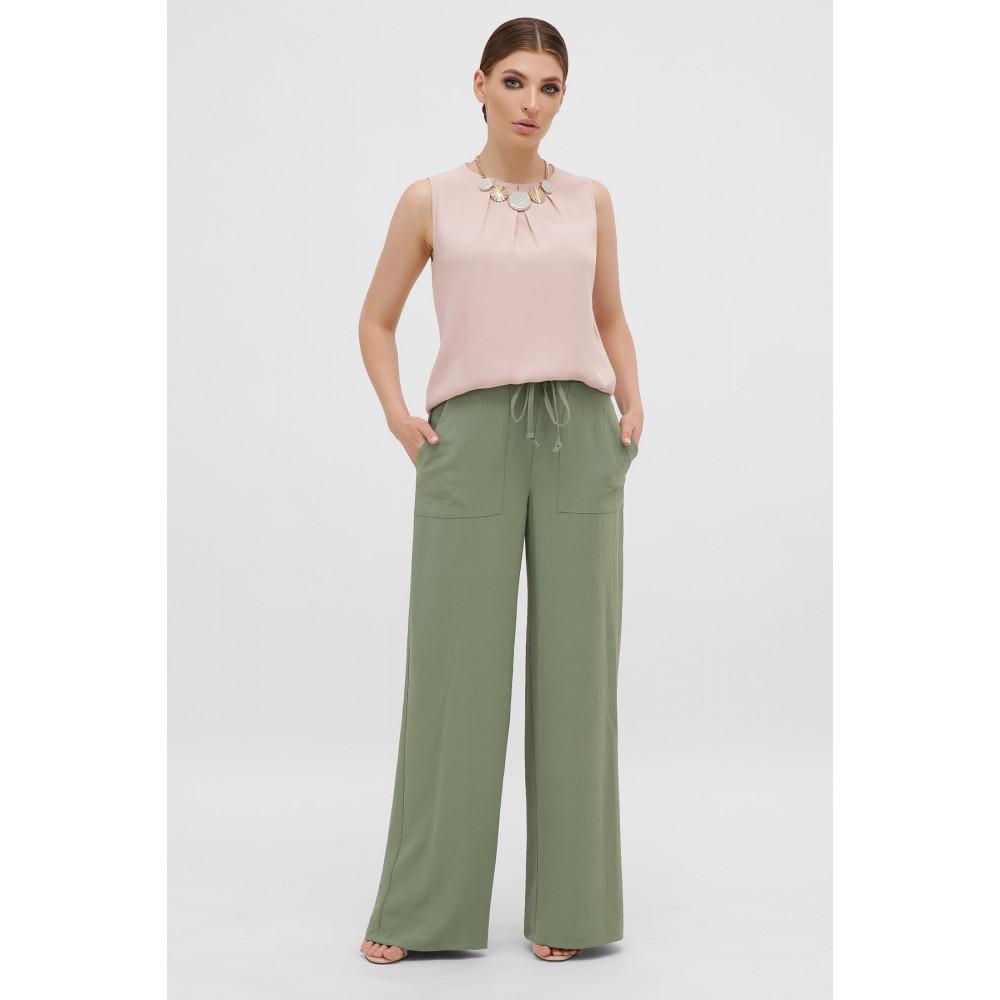 Классные брюки из хлопка Тилли фото 1