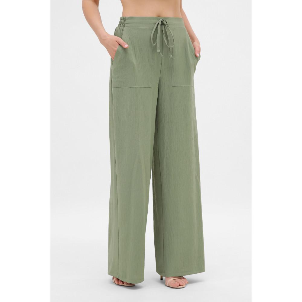 Классные брюки из хлопка Тилли фото 2