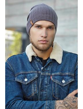 Стильная мужская шапка Реал