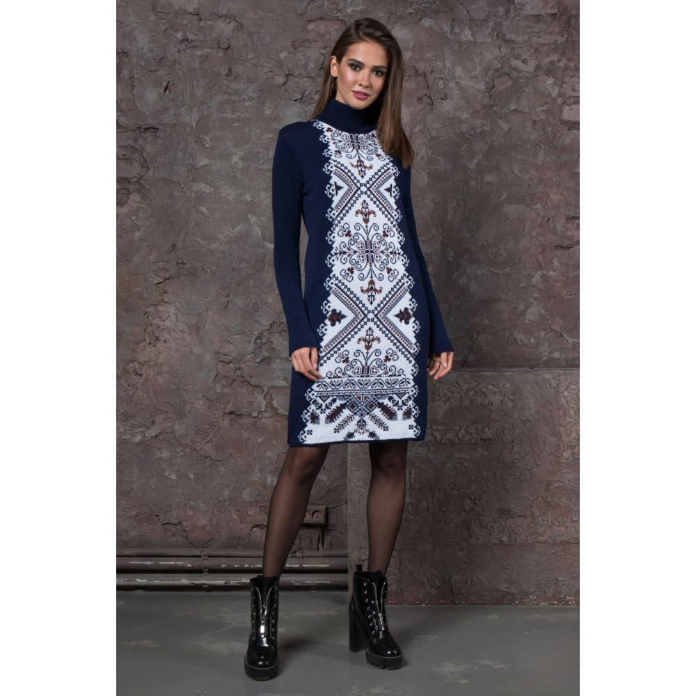 Красивое платье в этно-стиле Ольга фото 1