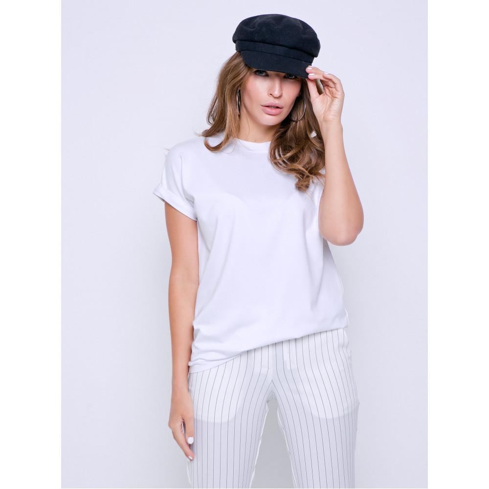 Белая футболка Дея фото 1