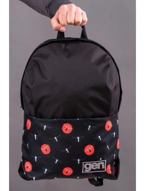 Неординарний рюкзак з кишенею для ноутбука Maks