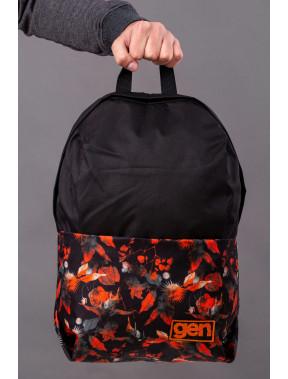 Цікавий рюкзак з кишенею для ноутбука Maks