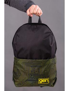 Загадковий рюкзак з кишенею для ноутбуку Maks