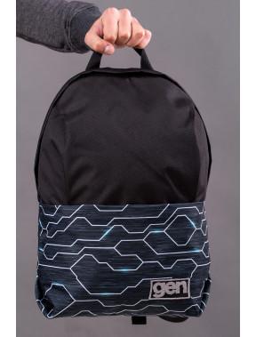 Стильный рюкзак с карманом для ноутбука Maks