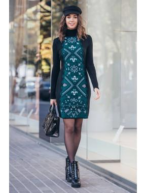 Практична сукня в етно-стилі Ольга