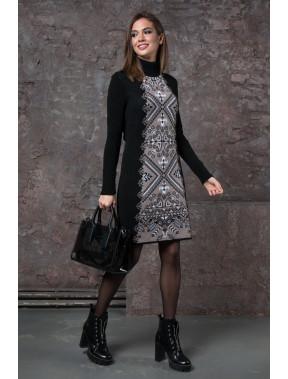 Зручна сукня в етно-стилі Ольга