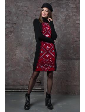Модна сукня в етно-стилі Ольга