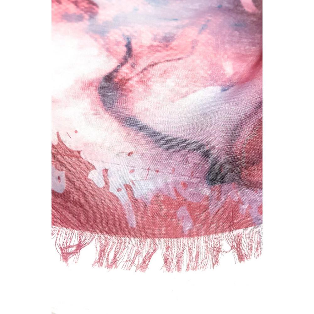 Небесно-голубой шейный платок Адажио фото 3
