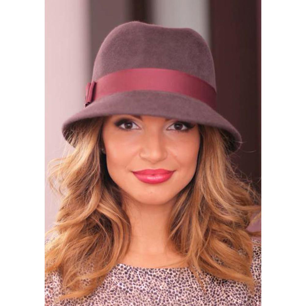 Красивая шляпа 260-1 фото 2