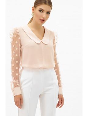 Ніжна блуза в стилі ретро Сесіль