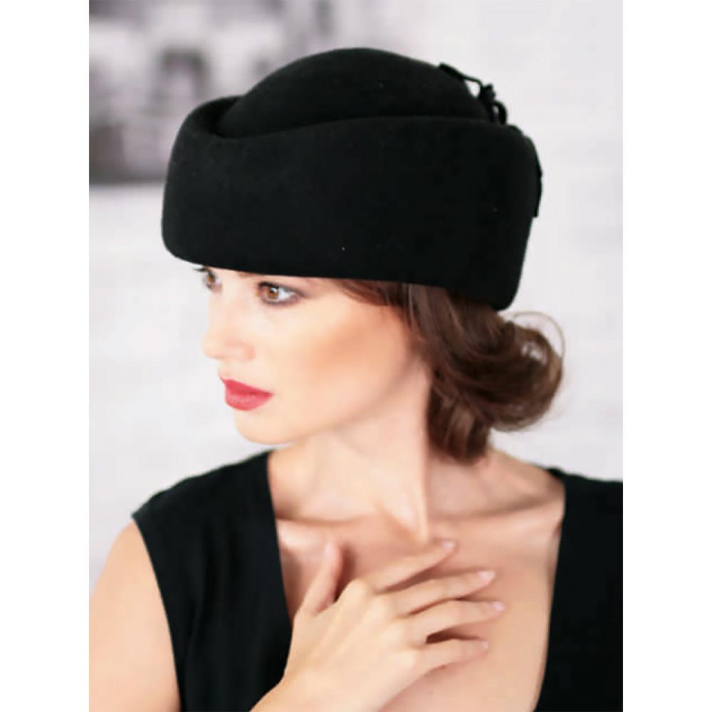 Изысканная шляпка таблетка 269-1 фото 1