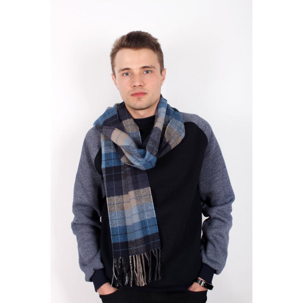 Модный шарф в клетку Ватсон фото 1