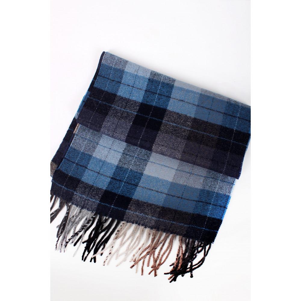 Модный шарф в клетку Ватсон фото 2