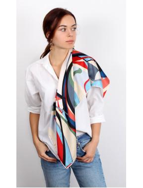 Яркий платок Карит