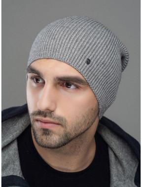 Мужская шапка с ремешком Монолит