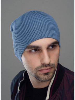 Стильная мужская шапка Монолит