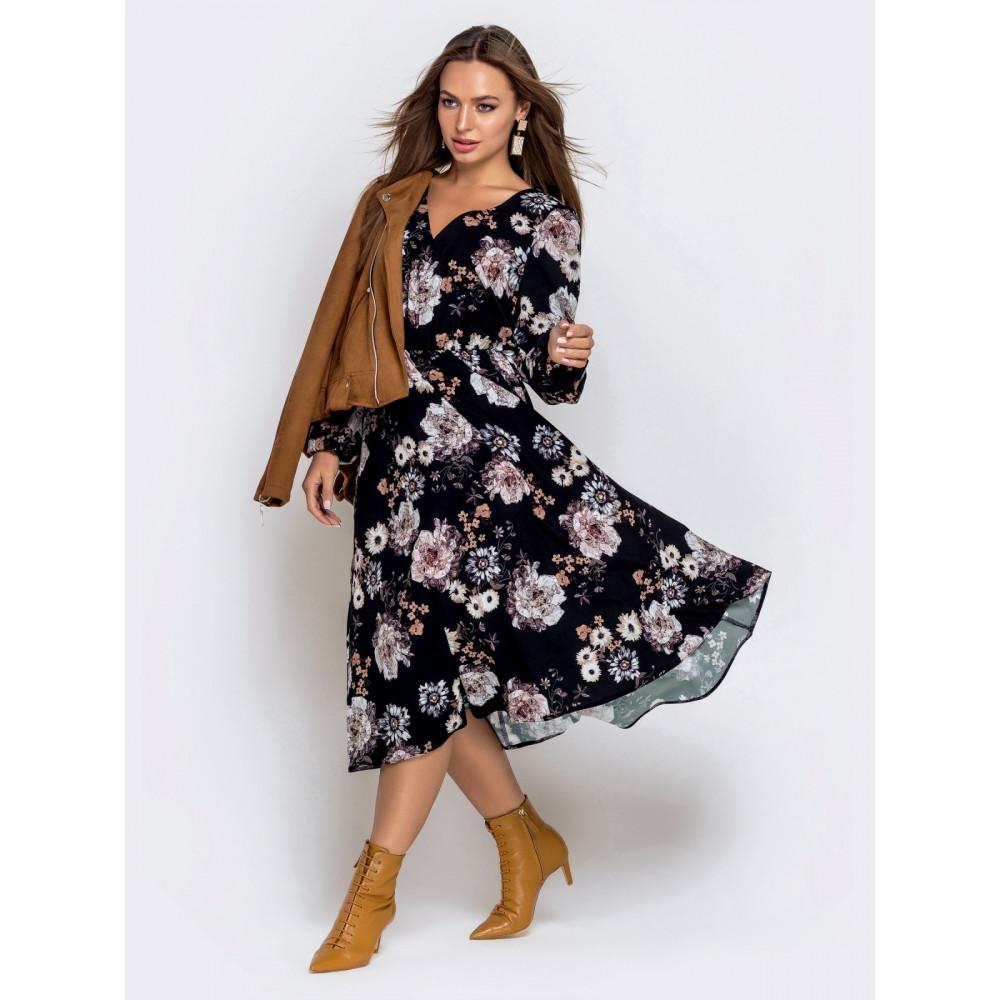 Воздушное платье Лилит фото 1