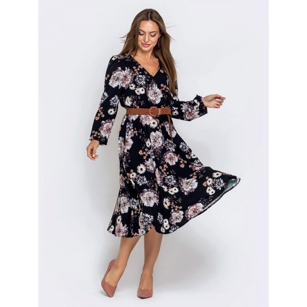 Воздушное платье Лилит фото 2